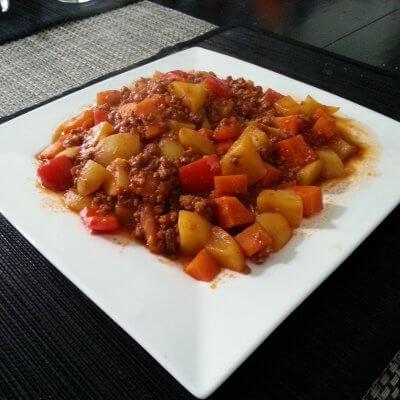 Giniling-na-baboy-Giniling-pork-Filipino-Pork-Recipes