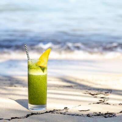 green mango shake recipe